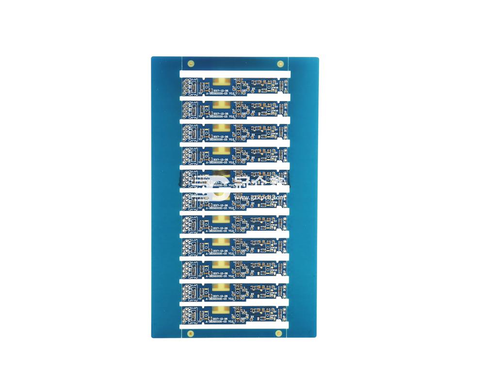 蓝牙耳机PCB 8层2阶