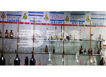 化学实验室滴定分析