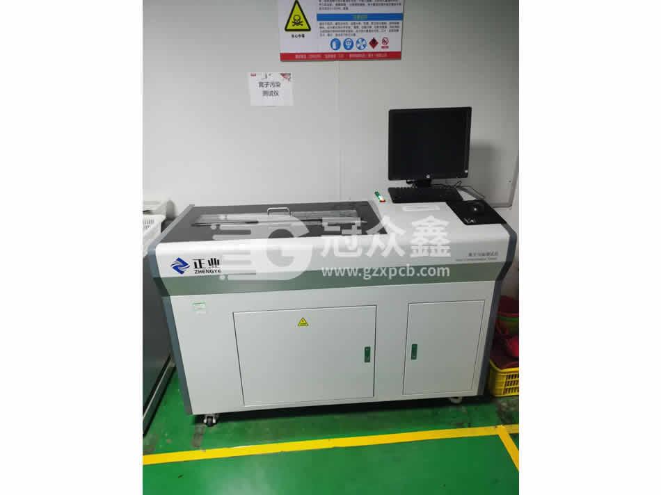 离子污染测试仪