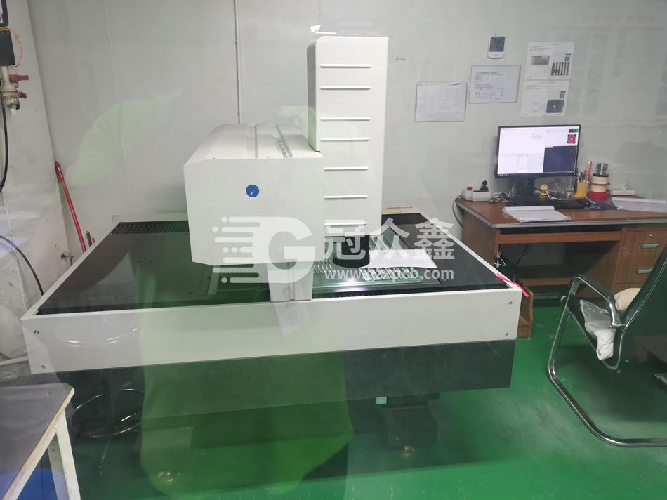 三次元(3D)测试机