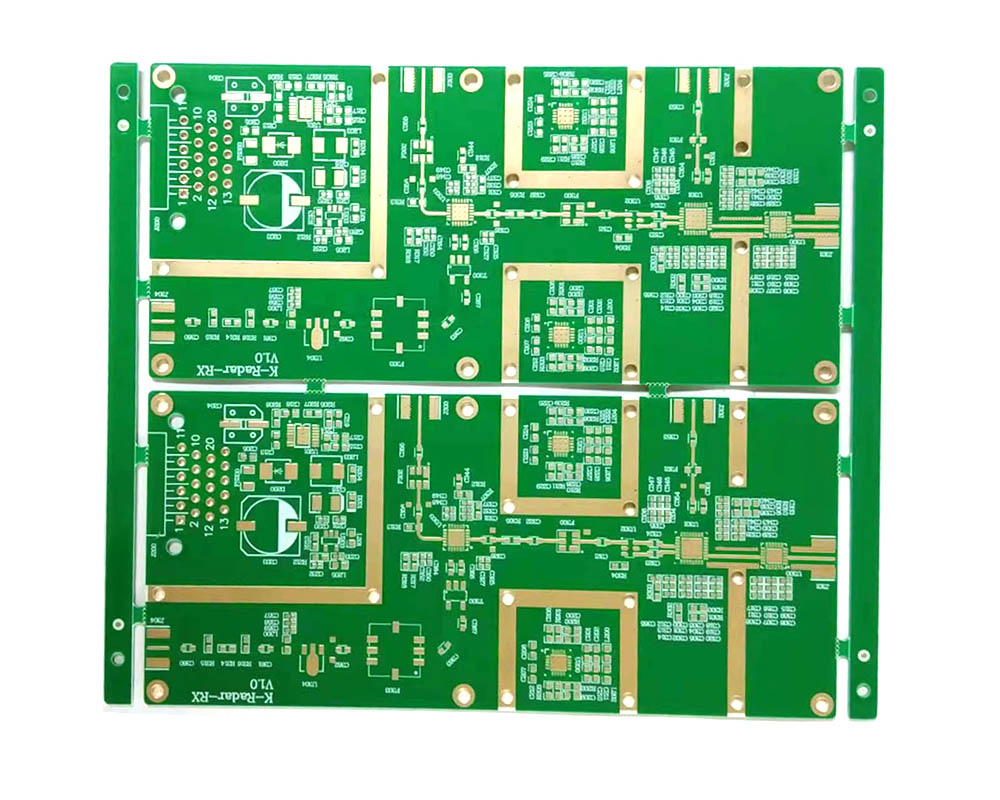 PCB多层板在制造工艺上和双面线路板的差别
